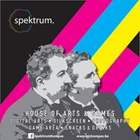 Spektrum - House of Arts & Games