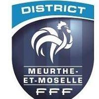 District Meurthe-et-Moselle de Football