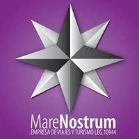 Mare Nostrum Viajes y Turismo.  Empresa Argentina