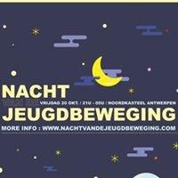 Nacht van de Jeugdbeweging Antwerpen