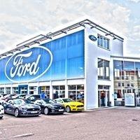 Autohaus Ford Bacher GmbH 4x in der Region
