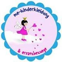Me-kinderkleidung und ersatzbezüge