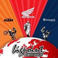 Honda, KTM und Husqvarna Vertragshändler Big-Point Speyer