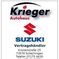 Autohaus G.Krieger GmbH - Suzuki Vertragshändler