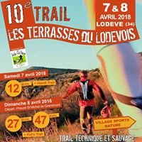 Trail Terrasses du Lodévois