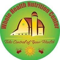 Whole Health Nutrition Center