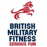 British Military Fitness Wormwood Scrubs & Gunnersbury Park