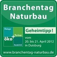 ÖkoPlus Branchentag Naturbau