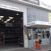 The Tyre Rack