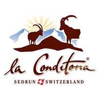 Café Dulezi/ La Conditoria Sedrun-Switzerland