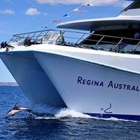 Regina Australe - Crucero del Golfo