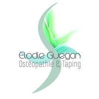 Cabinet d'ostéopathie Elodie Guegan