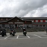 Hotel Alpenrösli(grimselpass)
