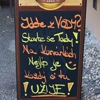 Restaurace - kemp Karvánky