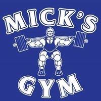 Mick's Gym