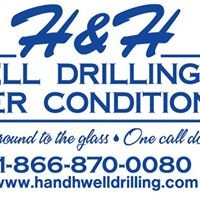 H&H Well Drilling & Water Conditioning LLC