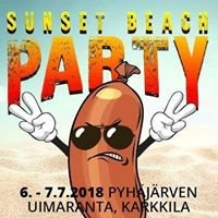 Sunset Beach Party