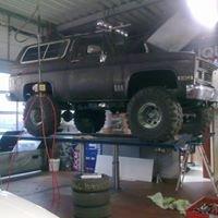 Ronalds Garage Tespe