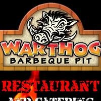 Warthog Barbeque Pit Fife Location