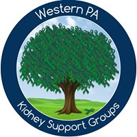 Western PA Kidney Support Groups