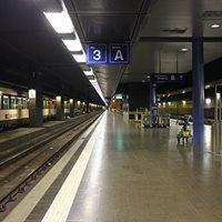Bahnhof Genève-Aéroport