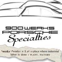 900 Werks Porsche Specialties