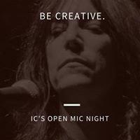 IC Open Mic Night