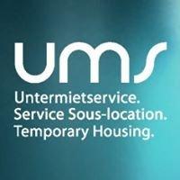 UMS Untermietservice - Temporary Housing - Service Sous-location