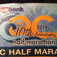 Orange County Half/Full Marathon