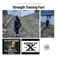 The House of X Training & Fitness