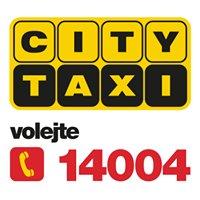 City Taxi Brno 14004