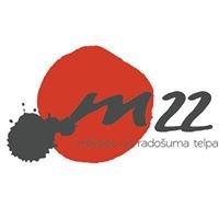 Krāsu mācība un gleznošana pieaugušajiem / M22