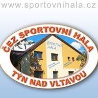 Sportovní hala Týn nad Vltavou