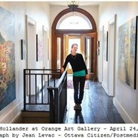 Orange Art Gallery