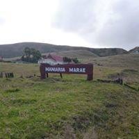 Maniaroa Marae