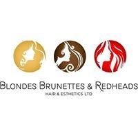 Blondes Brunettes & Redheads Hair & Esthetics Ltd.