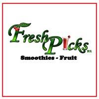 FreshPicks Smoothies & Fruit
