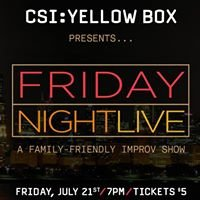 CSI: Yellow Box