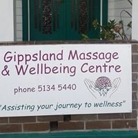 Gippsland Massage & Wellbeing Centre