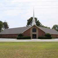 First Free Will Baptist Church, Carthage,TX