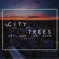 City of Trees Art and Ink Expo
