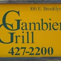 """Gambier Grill    'the Cove"""""""