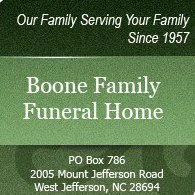 Boone Family Funeral Home