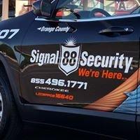 Signal 88 Security of Orange County, CA #177