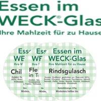 Essen im Weck-Glas