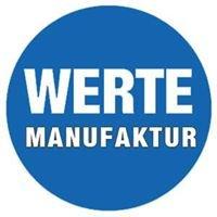 Wertemanufaktur  |  Communication Values Manufactory