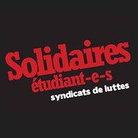 Solidaires étudiant·e·s