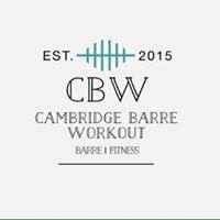 Cambridge Barre Workout