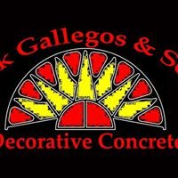 Rick Gallegos and Sons Decorative Concrete