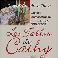 Les tables de Cathy